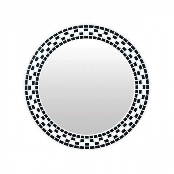 Queen Printing Mosaic Round (BHP)